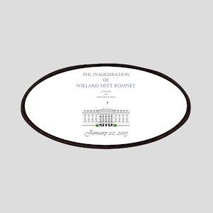 Inauguration of Willard Mitt Romney 2013 Patches