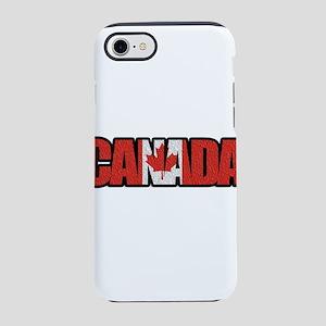 Canada Word iPhone 7 Tough Case