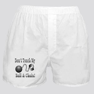 Ball and Chain ALREADY Boxer Shorts
