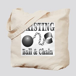 Ball and Chain ALREADY Tote Bag