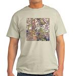 Nature's Floral Arrangement Light T-Shirt
