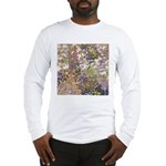 Nature's Floral Arrangement Long Sleeve T-Shirt
