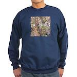 Nature's Floral Arrangement Sweatshirt (dark)