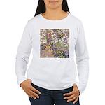 Nature's Floral Arrangement Women's Long Sleeve T-