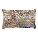 Nature's Floral Arrangement Pillow Case