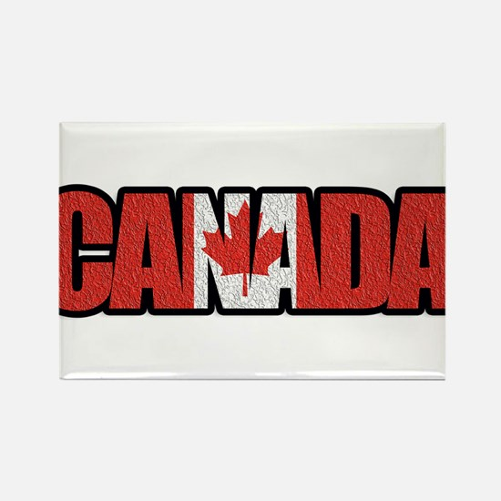 Canada Word Magnets