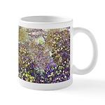 Nature's Floral Arrangement Mug