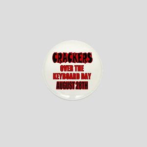 Crackers Mini Button
