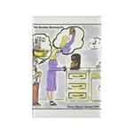 The Monday Morning Fix Rectangle Magnet (100 pack)