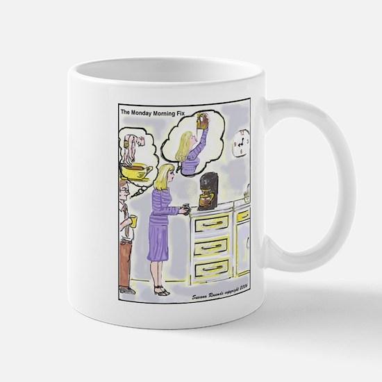 The Monday Morning Fix Mug