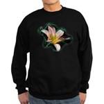 Day Lily Sweatshirt (dark)