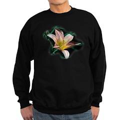 Day Lily Sweatshirt (dark)