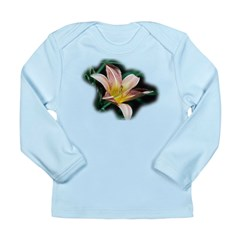 Day Lily Long Sleeve Infant T-Shirt