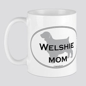 Welshie MOM Mug