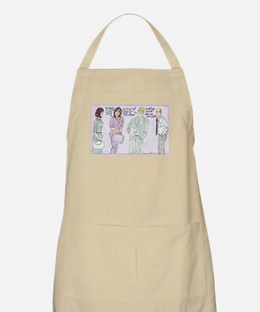 The Brown Nosers BBQ Apron