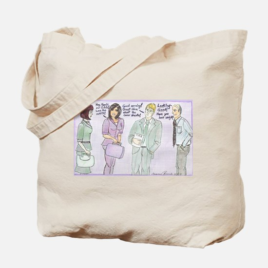 The Brown Nosers Tote Bag