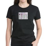 Brown Nosers Women's Dark T-Shirt