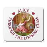 Alice Through The Looking Glass Mousepad