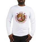 Alice Through The Looking Glass Long Sleeve T-Shir