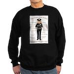 Grammar Police Sweatshirt (dark)