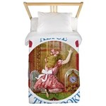 Alice Through The Looking Glass Twin Duvet