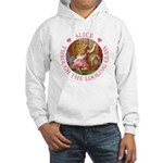 Alice Through The Looking Glass Hooded Sweatshirt