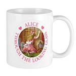 Alice Through The Looking Glass Mug