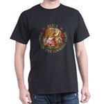 Alice Through The Looking Glass Dark T-Shirt