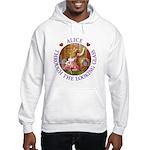 Alice Through The Looking Glass Hooded Sweatshirt
