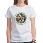 Alice and the White Knight Women's T-Shirt
