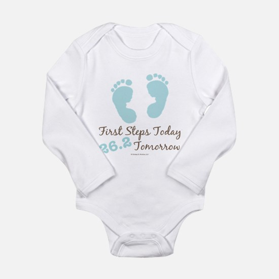 4-3-26.2FirstStepsBlue Body Suit