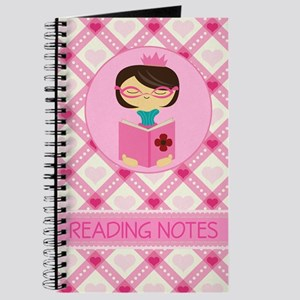 Reading Notes Book Lover Journal