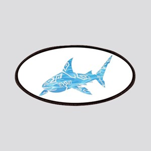 Great White Shark Grey Patches
