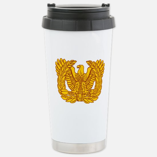 Warrant Officer Mug New Stainless Steel Travel Mug