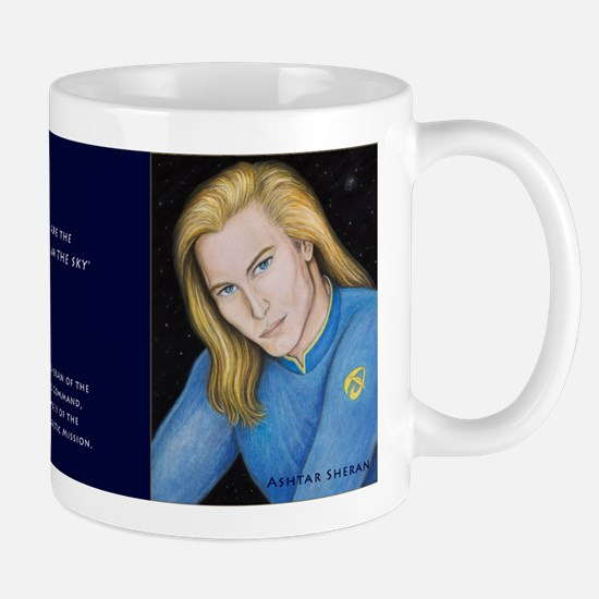 We are the Signs in the Sky ~ Ashtar ~ Mug