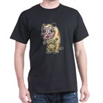 Grandma cat Dark T-Shirt