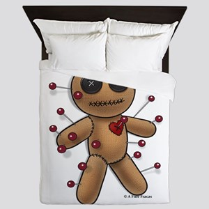 Are you feeling well... Queen Duvet