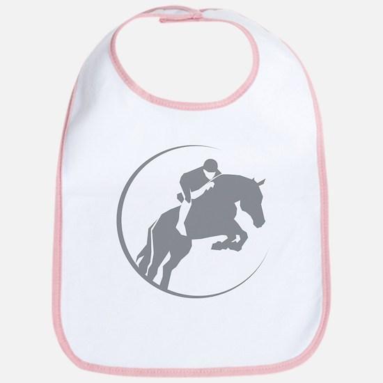 Horse Jumping Bib