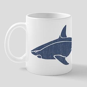 Vintage Shark Mug