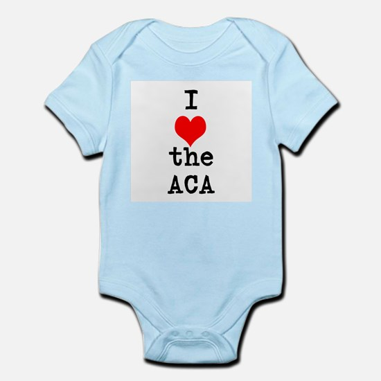 I Love the ACA Body Suit