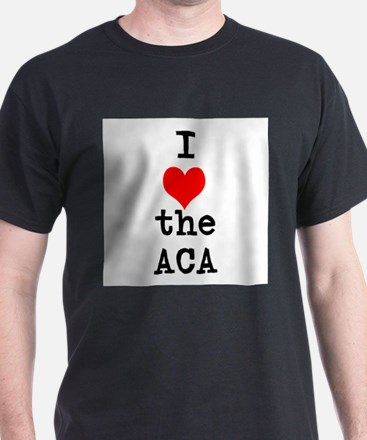 I Love the ACA T-Shirt