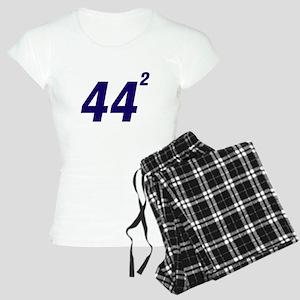 Obama 44 Squared Women's Light Pajamas