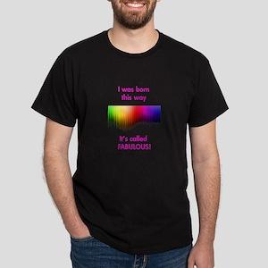 Gay Fabulous Dark T-Shirt