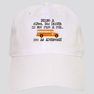 Being A School Bus Driver... Cap