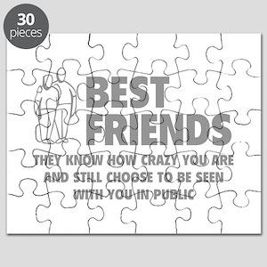 Best Friends Puzzle