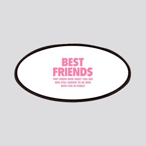 Best Friends Patches