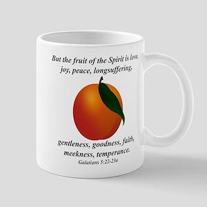 Fruit of the Spirit - Peach Mug