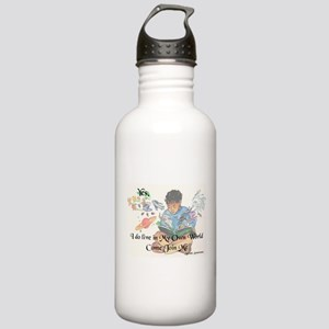 My Own World Stainless Water Bottle 1.0L