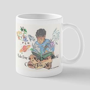 My Own World Mug