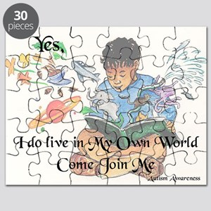 My Own World Puzzle